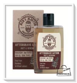 Barber Cosmetics: Aftershave Lotion: 120 ml