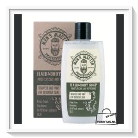 Barber Cosmetics: Hair & Body Soap: 260 ml