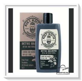 Barber Cosmetics: Detox Anti-Roos Shampoo: 260 ml