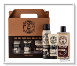 Barber Cosmetics: Carpe Diem Set