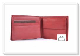 Portemonnee / kleur Rood