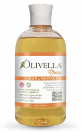 Olivella Bad & Douche Shampoo Orange 500 ml
