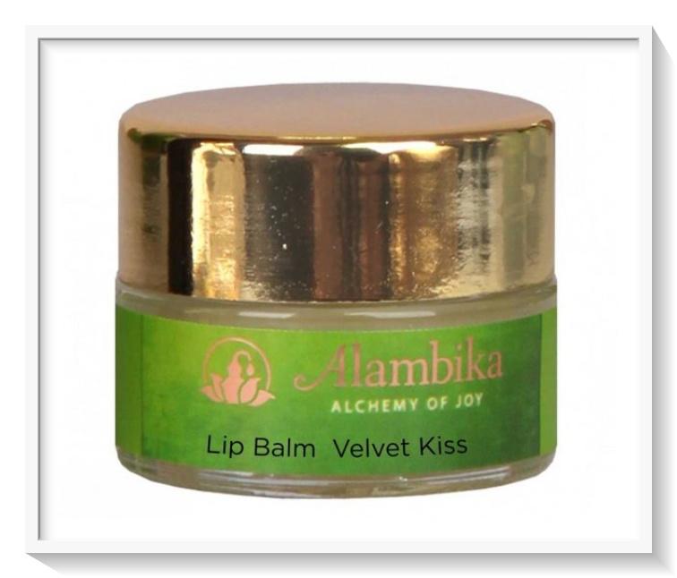 Alambika: Lip Balm: Velvet Kiss