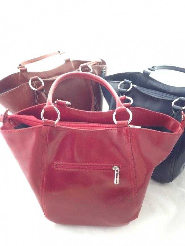 Diana, vouwbare tas, bruin