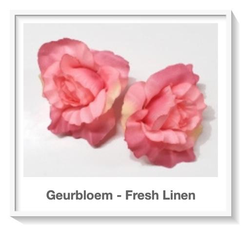 Roze Geurbloem Fresh Linnen
