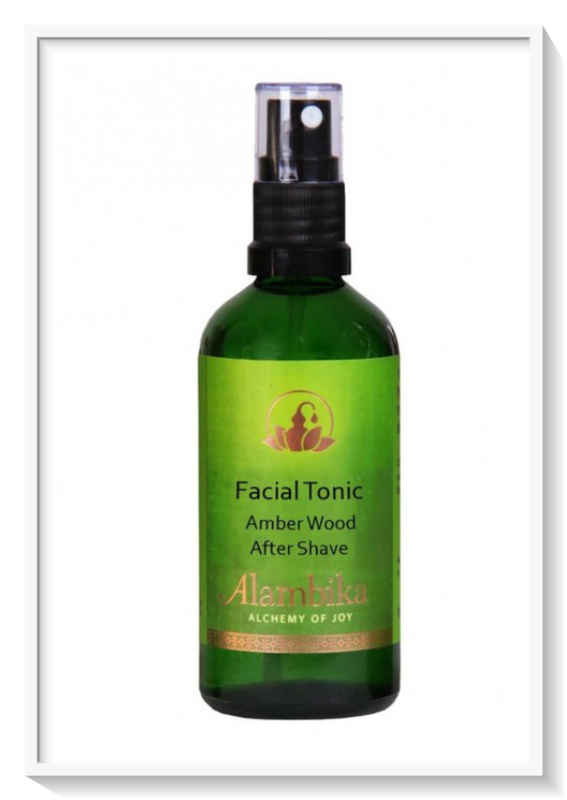 Alambika: Facial Tonic: Amberwood: After Shave