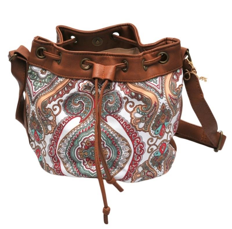 Bucket Bag: Eden