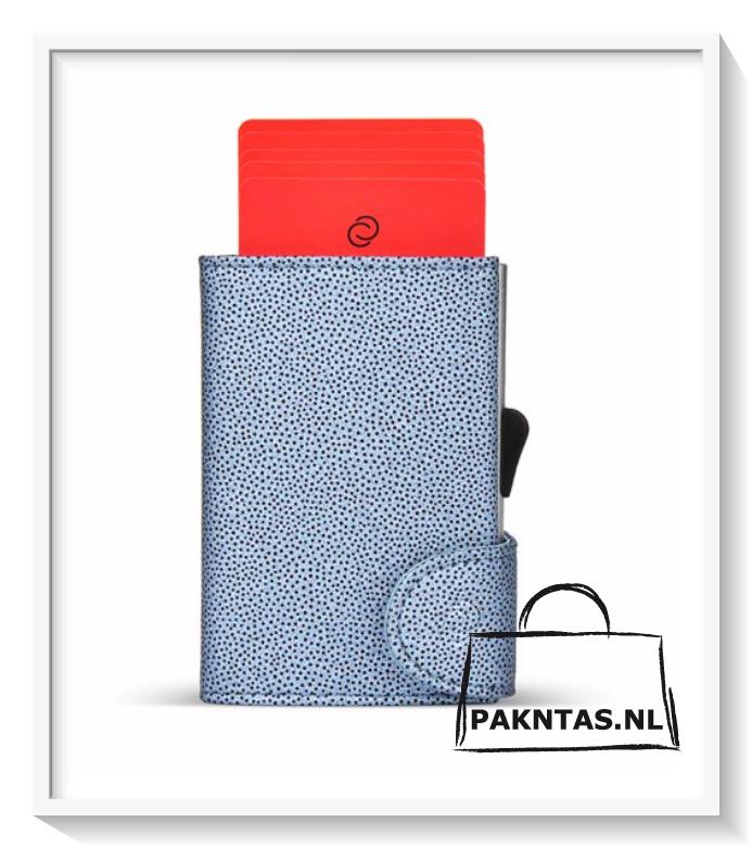 Fashion wallet: Blue