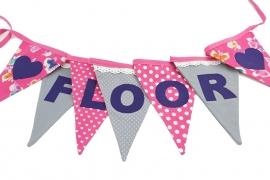 Floor In opdracht gemaakt