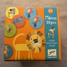 Djeco memo 3+ safari