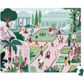 Janod puzzel garden 7+ 200 st.