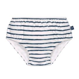 Lässig zwemluier stripes navy