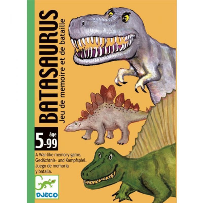 Djeco kaartspel batasaurus DJ05136