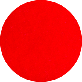 Signal Red 210 Flock Folie 30 cm x 50 cm
