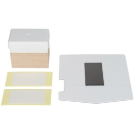 Silhouette Mint Stamp Kit  15mm x 30mm