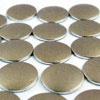 Hot Fix Nailhead Mat LT Bruin ss16  Zakje a 20 gram