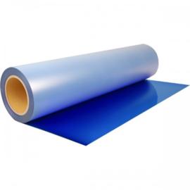 Metallic Kobalt Flexfolie 50cm x 1 meter