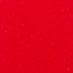 Signal Red 210 Flock Folie 50 cm x 1 meter