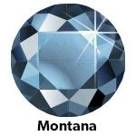 Hot Fix Rhinestone Montana SS20 Zakje a 200 gram