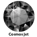 Hot Fix Rhinestone Cosmo Jet SS20 Zakje a 200 gram