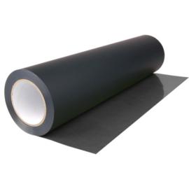 Carbon Black Flexfolie  50 cm x 1 meter