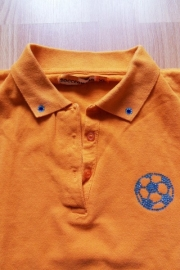 Voetbal t-shirt