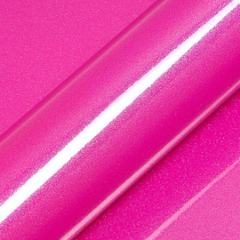 Glitter Indian Roze Glossy 1 meter x 30 cm