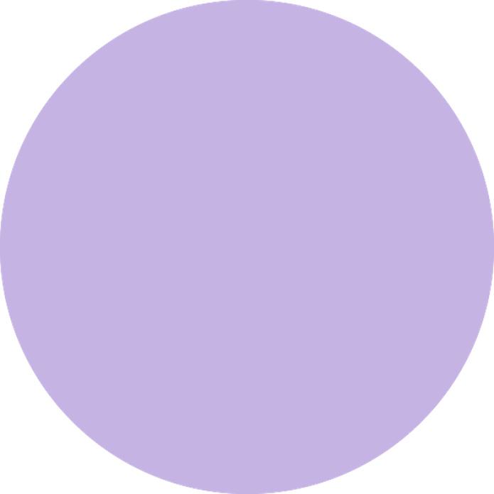 Lavendel Flock Folie 21 x 29 cm