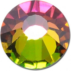 Hot Fix Rhinestone Rainbow SS20 Zakje a 50 gram