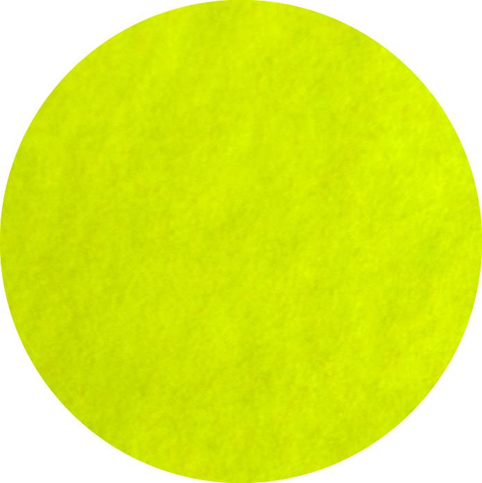 Fluor Yellow 101 Flock Folie 21x29 cm