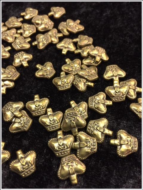 Coper Bronze kroon 25 gram