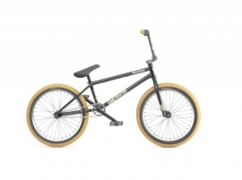 BMX RADIO DARKO BLACK / CHROOM
