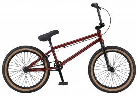 BMX GT DLSY Signature Gloss Red