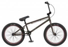 BMX GT Wise Signature Matt Black