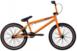 BMX Social Evolve matt orange