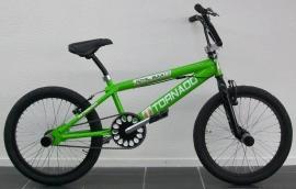 BMX Freestyle / Crossfiets BUGATTI TORNADO DUNDY GREEN 20 INCH
