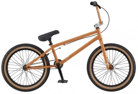 BMX GT DLSY XL Matt Orange