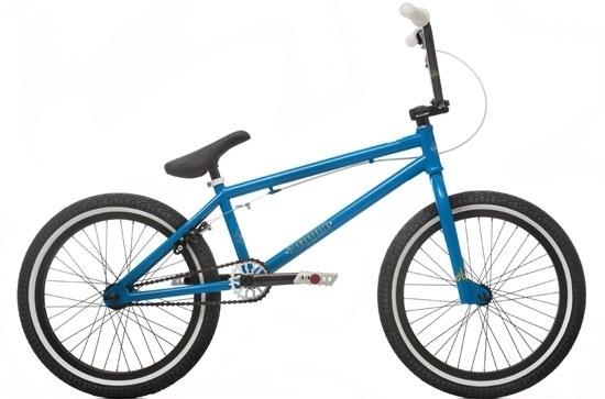 BMX Diamondback Recon blue