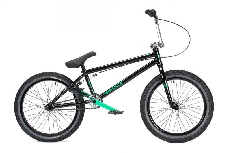 BMX RADIO ASTRON BLACK