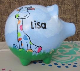 Spaarvarken Lisa