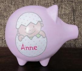 Spaarvarken Anne