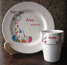Ontbijtset Anna