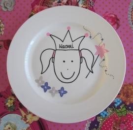Prinsessen-bord Naomi