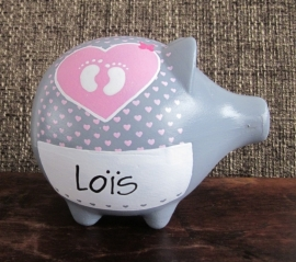 Spaarvarken Lois