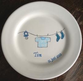 Geboortekaartje Tim