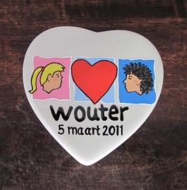 Tandendoosje Wouter