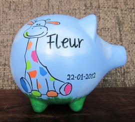 Spaarvarken Fleur