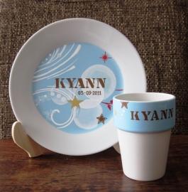 Ontbijtset Kyann