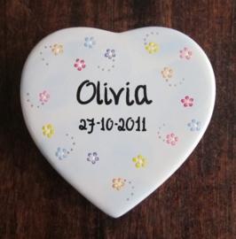 Tandendoosje Olivia