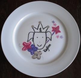 Prinsessen-bord Faylinn